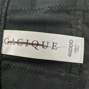 Cacique Intimates & Sleepwear - Lane Bryant Cacique Bra 46DDD Lightweight MultiWay